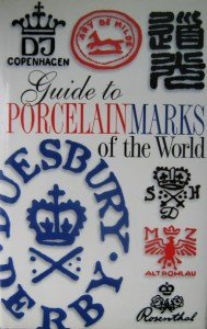 Emanuel Poche, Guide to Porcelain Marks of the World