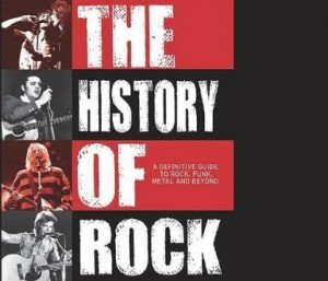 Parragon, History of Rock