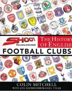 Colin Mitchell, The History of English Football Clubs