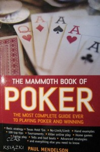 Paul Mendelson, The Mammoth Book of Poker