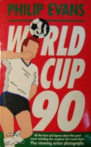 Philip Evans, World Cup 90