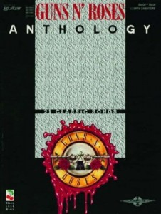 Guns N' Roses Anthology (Guitar Tab)