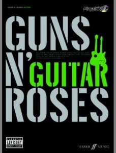 Guns N' Roses: (Guitar) (Authentic Playalong)