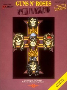Jesse Gress, Guns N' Roses: Appetite for Destruction