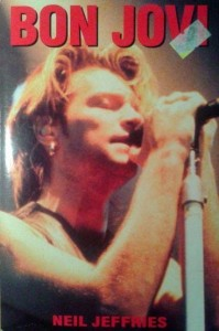 Neil Jeffries, Bon Jovi