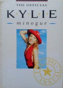 Kylie Minogue, The official 1991 Annual