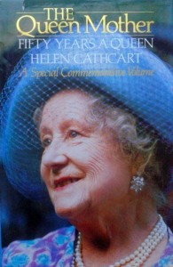 Helen Cathcart, The Queen Mother