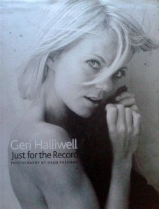 Geri Halliwell, Just for the Record