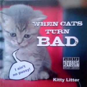 Kitty Litter, When Cats turn BAD