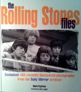 Mark Paytress, The Rolling Stones Files