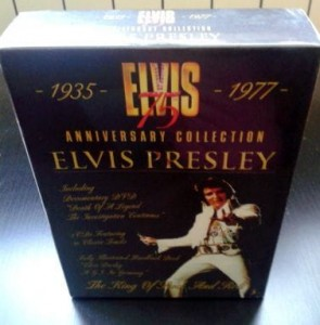 Elvis Presley 75th Anniversary Collection