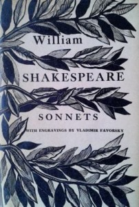 William Shakespeare, Sonnets