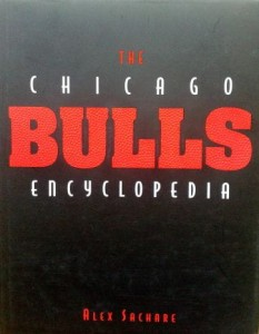 Alex Sachare, The Chicago Bulls Encyclopedia