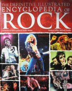 red. Michael Heatley, The Definitive Illustrated Encyclopedia of Rock