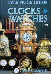 Tony Curtis, Clocks and Watches Lyle Price Guide