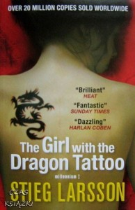 Stieg Larsson The Girl with the Dragon Tattoo