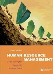 Human Resource Management, Derek Torrington