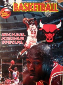 Michael Jordan, Magic Basketball