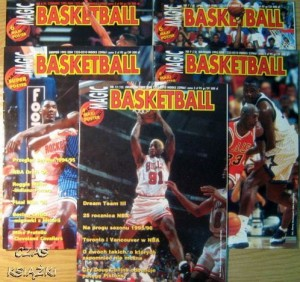 Magic Basketball, numery z 1995 roku