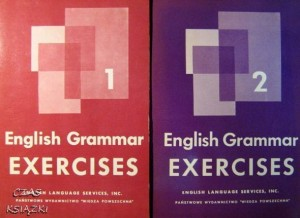 Collier-Macmillan International English Grammar Exercises cz.1+ cz.2