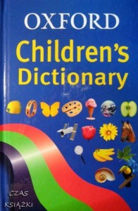 red.Robert Allen, Oxford Children's Dictionary