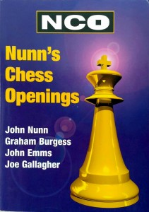 John Nunn, Nunn's Chess Openings