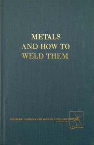 Jefferson, Metals and how to weld them