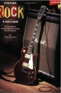 praca zbiorowa, Total Rock Guitar Tab Book/Cd