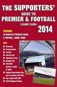 John Robinson, The Supporters' Guide to Premier & Football League Clubs 2014