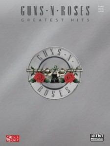 Guns N' Roses Greatest Hits Piano Vocal Guitar Songbook