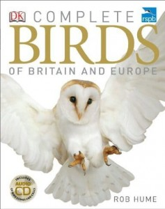 Rob Hume, RSPB Complete Birds of Britain and Europe
