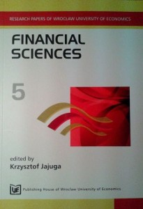 red.Krzysztof Jajuga, Financial Sciences 5