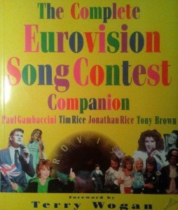 wstęp Terry Wogan, The Complete Eurovision Song Contest Companion