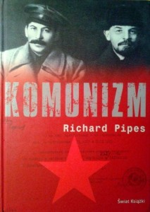 Richard Pipes, Komunizm