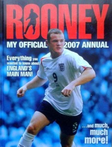 red. Chris Hunt, Rooney My oficial 2007 Annual