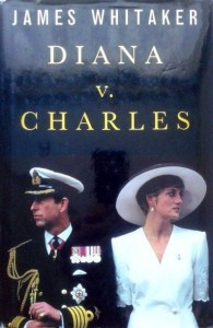 James Whitaker, Diana v. Charles