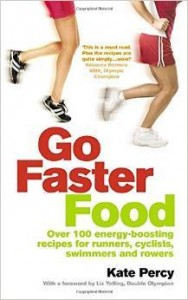 Kate Percy, Go Faster Food: Over 100 energy-boosting recipes for runners, cyclists, swimmers and rowers