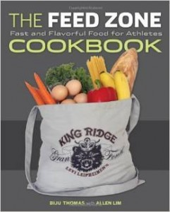 B. Thomas, The Feed Zone Cookbook: Fast and Flavorful Food for Athletes