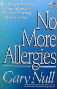 Gary Null, No More Allergies