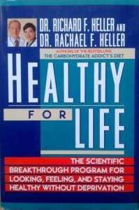 R. F. Heller, Healthy for life