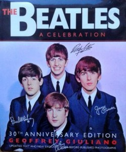 Geoffrey Giuliano, The Beatles A Celebration