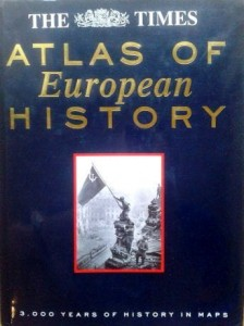 The Times, Atlas of European History in Maps