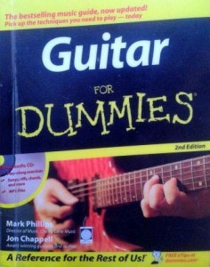 M. Phillips J. Chappell, Guitar for Dummies