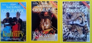 National Geographic, 1999 rok 3 numery