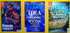 National Geographic, 2015 rok 3 numery