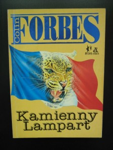 Colin Forbes, Kamienny lampart