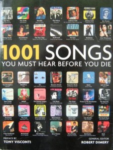 red. Robert Dimery, 1001 Songs You must hear before you die