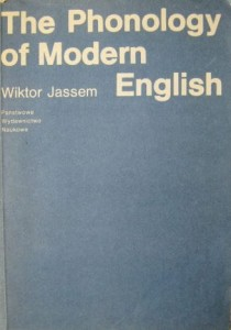 Wiktor Jassem, The Phonology of Modern English