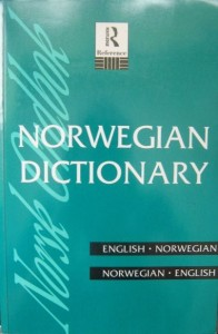 Norwegian Dictionary English- Norwegian Norwegian- English